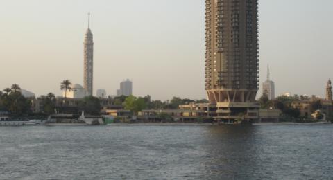مصر: إنقاذ شاب حاول الانتحار في نهر النيل