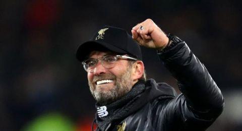 ليفربول يحقّق رقماً قياسياً تاريخياً.. وكلوب يسجل الفوز رقم 100
