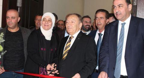 وزارة الاقتصاد الفلسطينية تفتتح بزار لنواصل المشوار لدعم المنتجات النسوية على مدار يومين بمدينة رام الله
