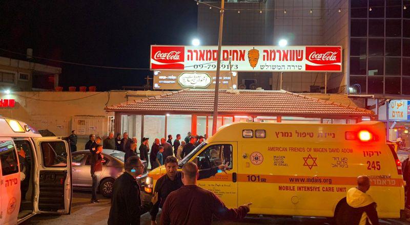 الطيرة: قتيلان، عقل دعاس قتل سمارة سمارة، فأطلقت الشرطة النار عليه وقتلته