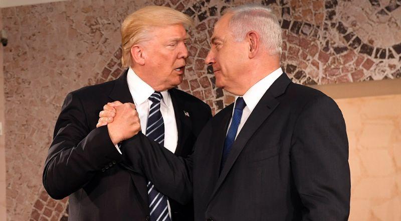 نتنياهو: بحثنا مع ترامب تحويل غور الأردن إلى الحدود الشرقية لحلف الدفاع مع الولايات المتحدة