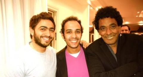 أحمد عصام ساحر الـ FireWorks فى عمر وسلمى 3