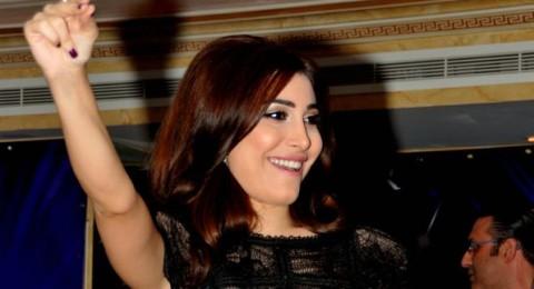 يارا وحفلها الفني في مجمع الاوسكار لرأس السنه 2011
