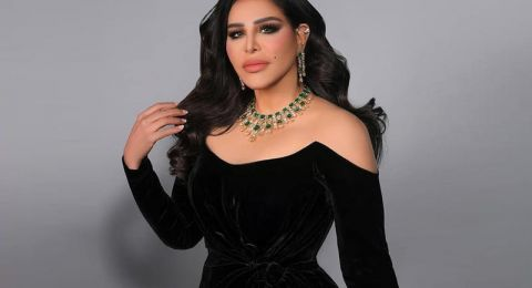 النجمات العربيات في فساتين سهرة أوف شولدرز على الموضة