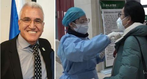 الدكتور سلمان زرقا: رجعت من الصين؟ الزم البيت وخذ أسبوعين عطلة مرض .. توجيهات هامة حول
