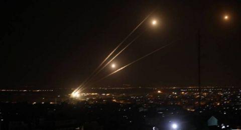 قذائف من غزة ونتنياهو يهدد
