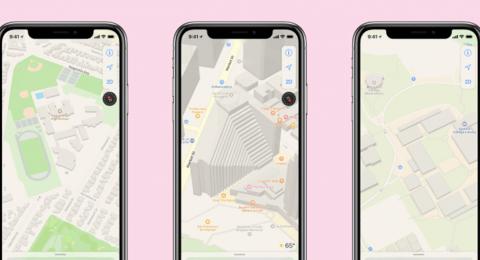 خبر سار لمستخدمي تطبيق الخرائط Maps على أبل