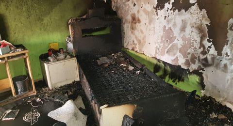 طمرة: الحذر...موزع للهواء الساخن