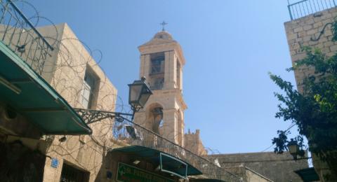 الاحتلال يقتحم ويحاصر عدة أحياء في مدينة بيت لحم