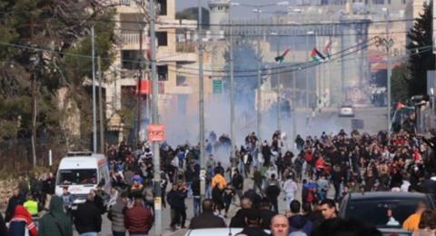 تحذير إسرائيلي من تفجر الأوضاع في الضفة
