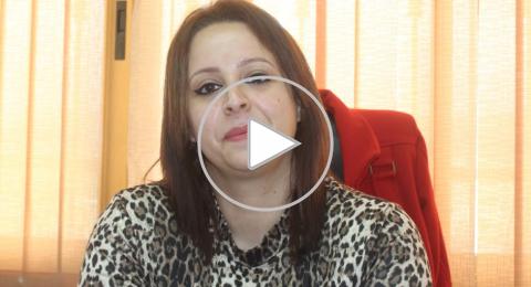 هبة فلاح، أول امرأة تشغل منصبًا رفيعًا في البلدات البدوية بالشمال