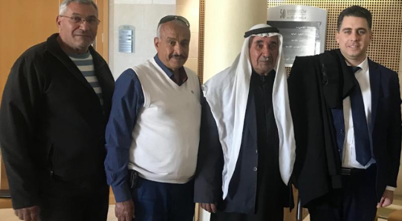 قرار بابطال خارطة لتهجير قرى بدوية من اجل بناء مجمع للصناعات العسكرية