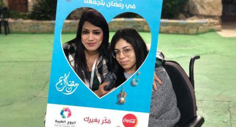 ياسمين عاصلة من عرابة تحدت الصعوبات وصولا للجامعة وألهمت الحضور في نشاطات