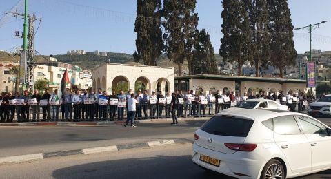 كناويون يتظاهرون نصرة للقدس والأقصى