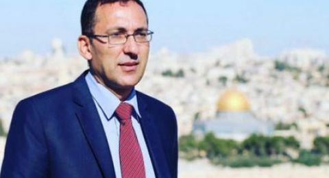 مستشار الرئاسة الفلسطينية لـ