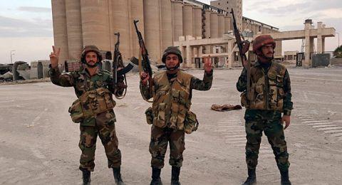 سوريا تشّن حملة ضد «داعش» وتوتّر في الجنوب
