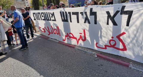 ردا على قرار المحكمة ... عائلات الشيخ جراح ترفض الاعتراف باي ملكية للمستوطنين