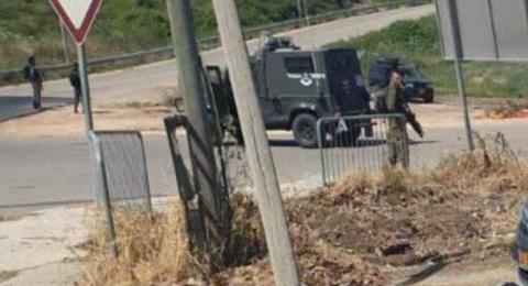الجيش الاسرائيلي يقتل شابين فلسطينيين ويصيب آخر قرب سالم!