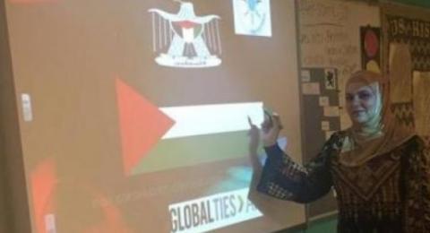 تعيين فلسطينية عضوا في لجنة بلدية مولدن الأميركية