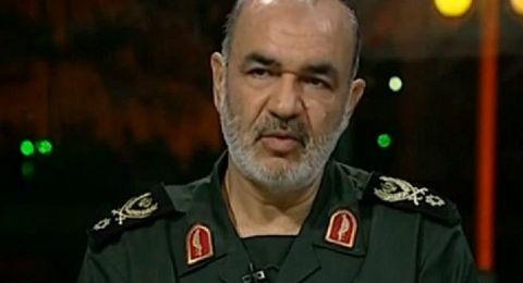 الحرس الثوري الإيراني يحذر الإمارات من نفس مصير السعودية