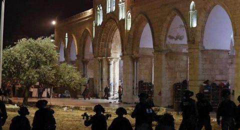إدانة عربية لاقتحام المسجد الأقصى.. وشيخ الأزهر: هذا إرهاب