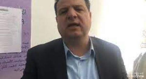 عودة يطالب بالتحقيق ضد نائب رئيس بلدية القدس الذي هدد بالقتل في الشيخ جراح