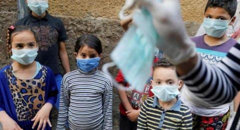 4 أعراض لإصابة الأطفال بفيروس كورونا
