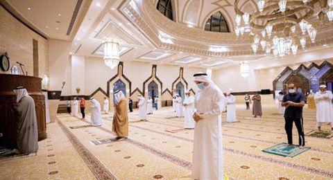 صلاة التهجد في رمضان