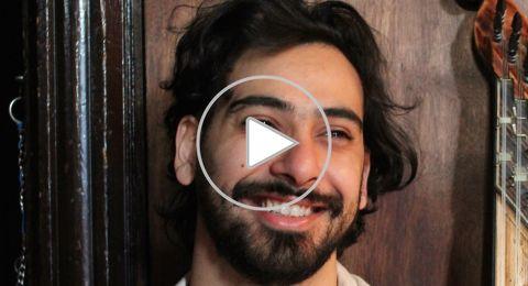 الفنان الموسيقي الفلسطيني فراس زريق يطلق ألبومه الموسيقي الأول