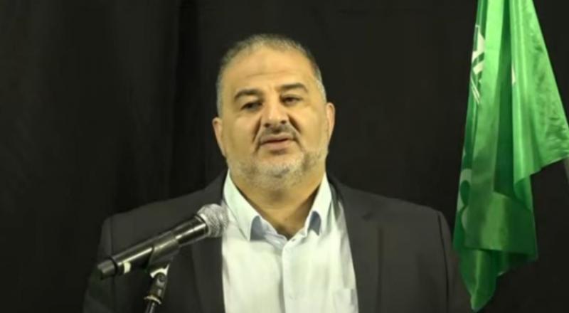 الحزب الشيوعي والجبهة: زحف منصور عباس معيب ومرفوض سياسيًا ووطنيًا