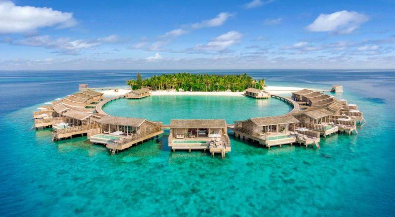 أفضل منتجعات المالديف