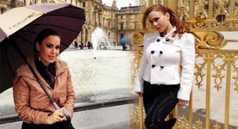 فيفيان مراد تستعيد ايام من العمر في باريس