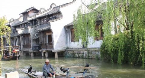 مدينة سوتشو العائمة في الصين(فينيسيا الصينية)