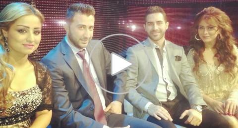 عبد الكريم حمدان يغادر Arab Idol في جو من الحزن