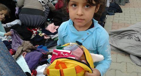 الأمن العام اللبنانى: 621 نازحا سوريا عادوا اليوم إلى بلدهم