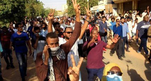 قوى المعارضة السودانية: المجلس العسكري الانقلابي كتب بدماء الشهداء والجرحى نهايته