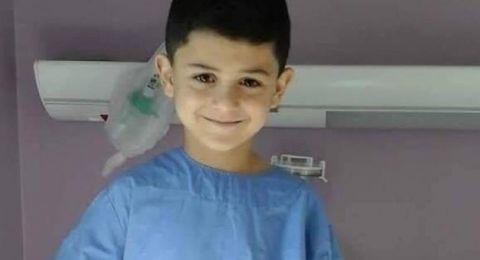 وفاة الطفل أمير ضحية الخطأ الطبي بمشفى في رام الله