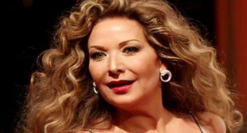 رغدة تنفعل على الهواء بعد الكشف عن حادثة ضربها للممثل سمير صبري