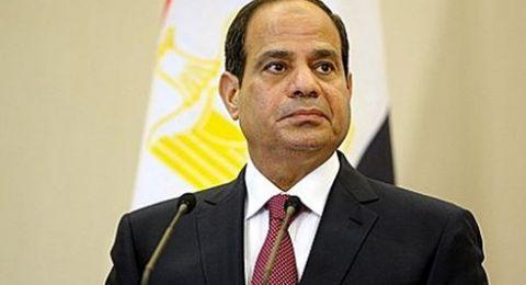السيسي: مصر لن تقبل أي شيء لا يريده الفلسطينيون