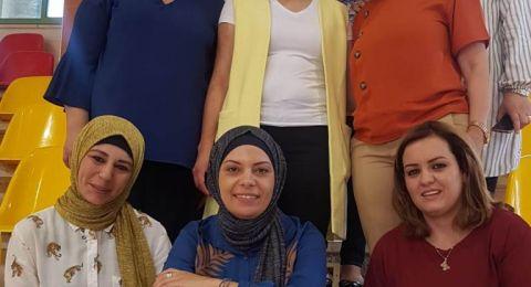 المدرسة الإعدادية الحديقة (أ) يافة الناصرة في احتفالية وداع للشهر الكريم