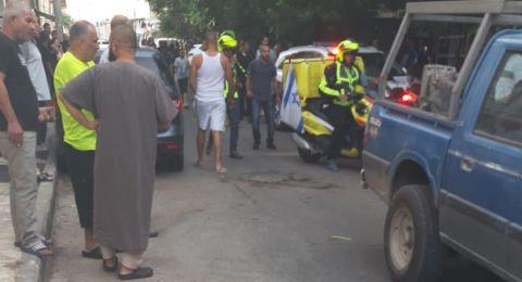 مصرع رجل واصابة سيدة بإطلاق نار في مدينة الرملة