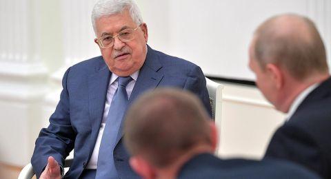 عباس يأمل بتجاوز المؤامرات التي تحاك ضد القضية الفلسطينية