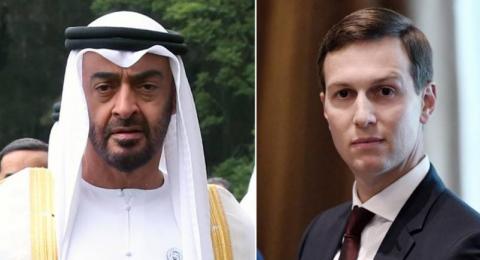 نيويورك تايمز: مقترحات محمد بن زايد هي جوهر خطة كوشنر للسلام