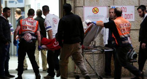 إصابة إسرائيلي في عملية طعن وسط القدس واعتقال المنفذ