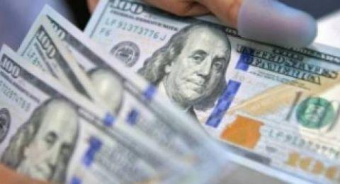 انخفاض طفيف للدولار مقابل الشيكل