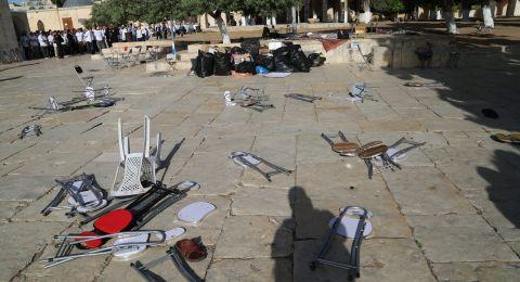 إدانات واسعة لاعتداءات الاحتلال على الأقصى