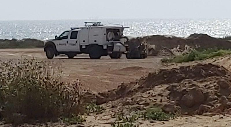 جسر الزرقاء: العثور على اسلحة واعتقال مواطن (35 عامًا)