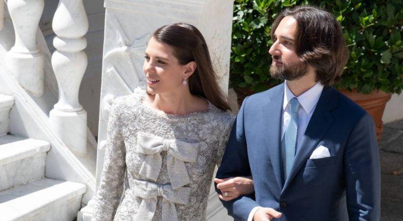 زواج الأميرة شارلوت كاسيراغي من منتج لبناني الأصل