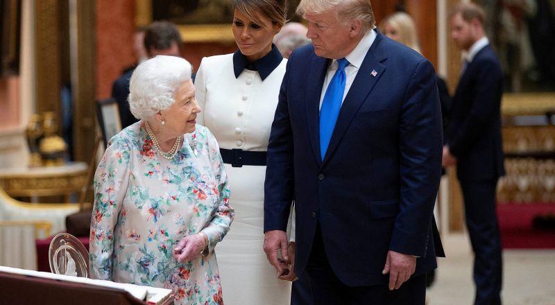 ترامب يغري بريطانيا بصفقة تجارية ويحرضها على كسر