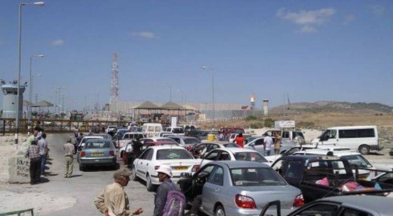 إلغاء زيارات الأسرى ثاني أيام العيد بحجة اكتظاظ المعابر